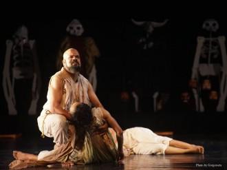 なかのZEROで舞台「完全版マハーバーラタ」公演 アジア哲学の源を前後編6時間で