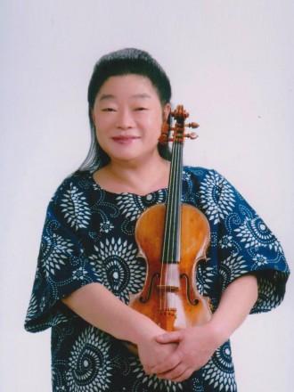 なかのZEROで世界的バイオリニスト天満敦子さん「弾いて祈る」リサイタル