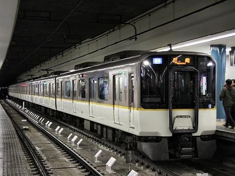 近鉄線から阪神なんば線に乗り入れる相互直通列車