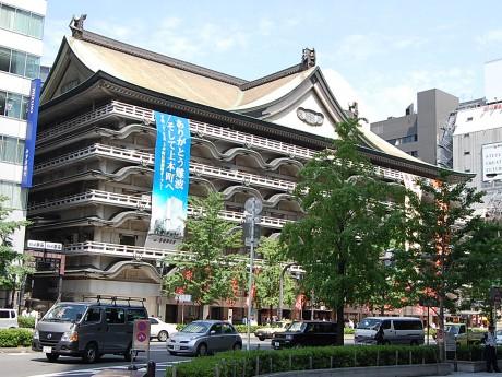 6月末で興業を終了する「新歌舞伎座」