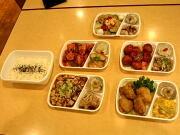 難波・蓬莱本館が380円の中華弁当販売-ランチボックスタイプで提供
