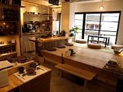 新町の和カフェ、金継ぎで器の修理サービス-アートギフトの販売も