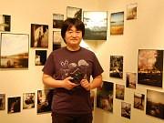 南船場で写真展「豆腐とビール」-準備の様子をブログ中継も