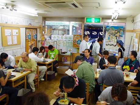 讃岐うどんの人気店が日替わりで出店するイベント「うどんファンタジスタ」