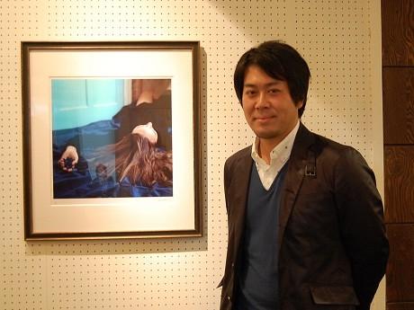 10月30日に行われたフォッタロット主宰・柿島貴志さんのトークイベント