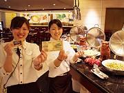 スイスホテルで沖縄料理バイキング-2,000円札で支払えば割引も
