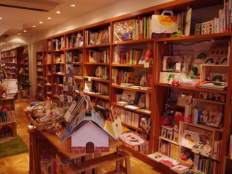 書店「ARDOUR(アーダ)」1階店内