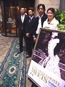 「ボダイジュ エキスポ」開催決まる-心斎橋のホテル全館使いアートイベント