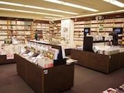 なんばCITYの旭屋書店に鉄道コーナー-40坪使い鉄道本・DVD充実
