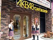 なんばにAKB48カフェ&ショップ-関西初出店、ショップ面積最大に