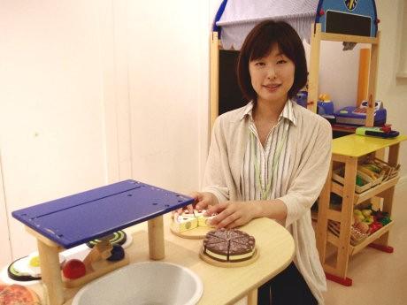 NPO法人「ノーベル」代表の高亜希さん