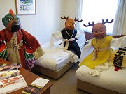 心斎橋のホテルを使ったアート展に3500人-アーティスト100組が展示