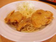 日本橋に麺とカツのコラボ店「麺カツ屋」-店主幼少時代の味再現