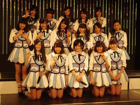 NMB48・TeamNのメンバー