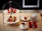 ホテル日航大阪で「苺づくしのアフタヌーンティーセット」 ブーム受けバージョンアップ
