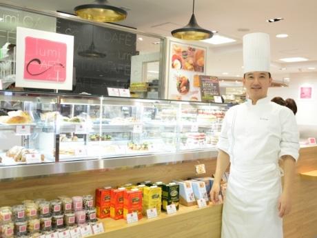 なんば高島屋にカフェ「リュミカフェ」 フレンチ「リュミエール」新業態、野菜にこだわり