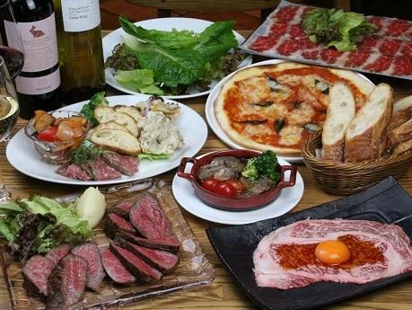 道頓堀の肉バルがクルージング付きの「リア充」プラン