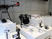 南堀江に「ドローンミュージアム」 「ドローン」の展示、操縦体験も