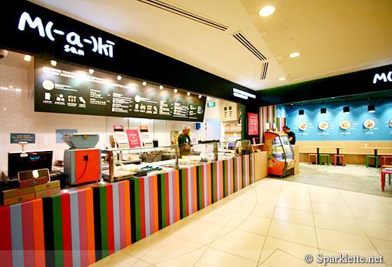 「maki-san」既存店の様子