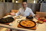 なんば高島屋にスペイン料理「ミゲル フアニ」 パエリア職人世界一が監修