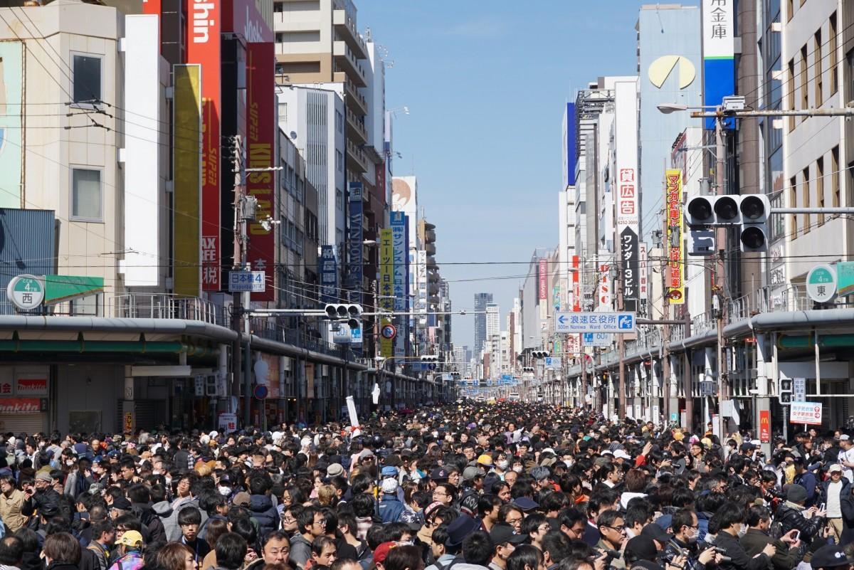 「日本橋ストリートフェスタ」過去開催の様子