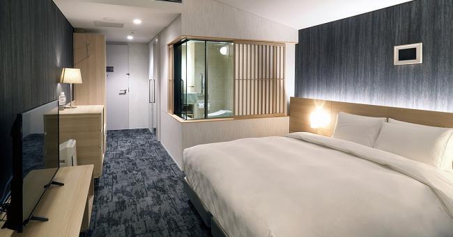 ホテルロイヤルクラシック大阪の客室