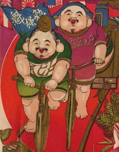 「第1回OML48チームHIKIFUDA選抜総選挙」で1位に輝いた「ちゃりんこ兄弟」