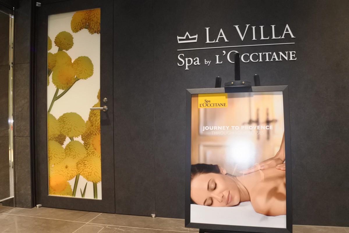 「LA VILLA SPA by L'OCCITANE」