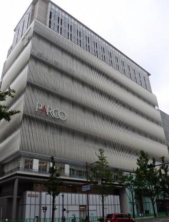心斎橋パルコが11月20日開業 ファッション雑貨店や映画館、飲食店など170店