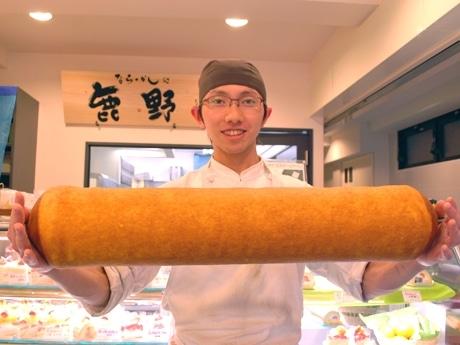 奈良に地産地消のスイーツ専門店-大和茶や地鶏の産みたて卵使う