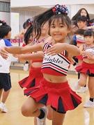 奈良クラブを勝利に導け-チアダンス部門も懸命に練習