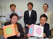 「ソダツハコ」が話題に-奈良の異業種デザイングループが開発