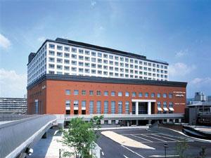 過去最高の平均稼働率99.1%を記録したホテル日航奈良の外観