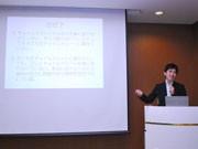 アップリカで「チャイルドシート」セミナー、誤使用・誤認識を指摘