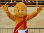 せんとくん、奈良県に就職決まる-年明けに辞令交付へ