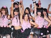 奈良にご当地アイドル誕生-平均年齢15歳の「ルシャナ」