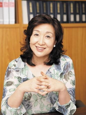 奈良で講演を行う住田弁護士(写真提供=奈良県)