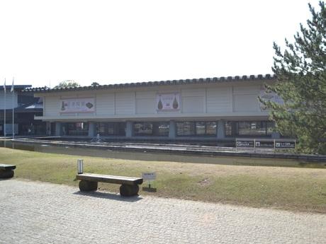 奈良国立博物館の外観