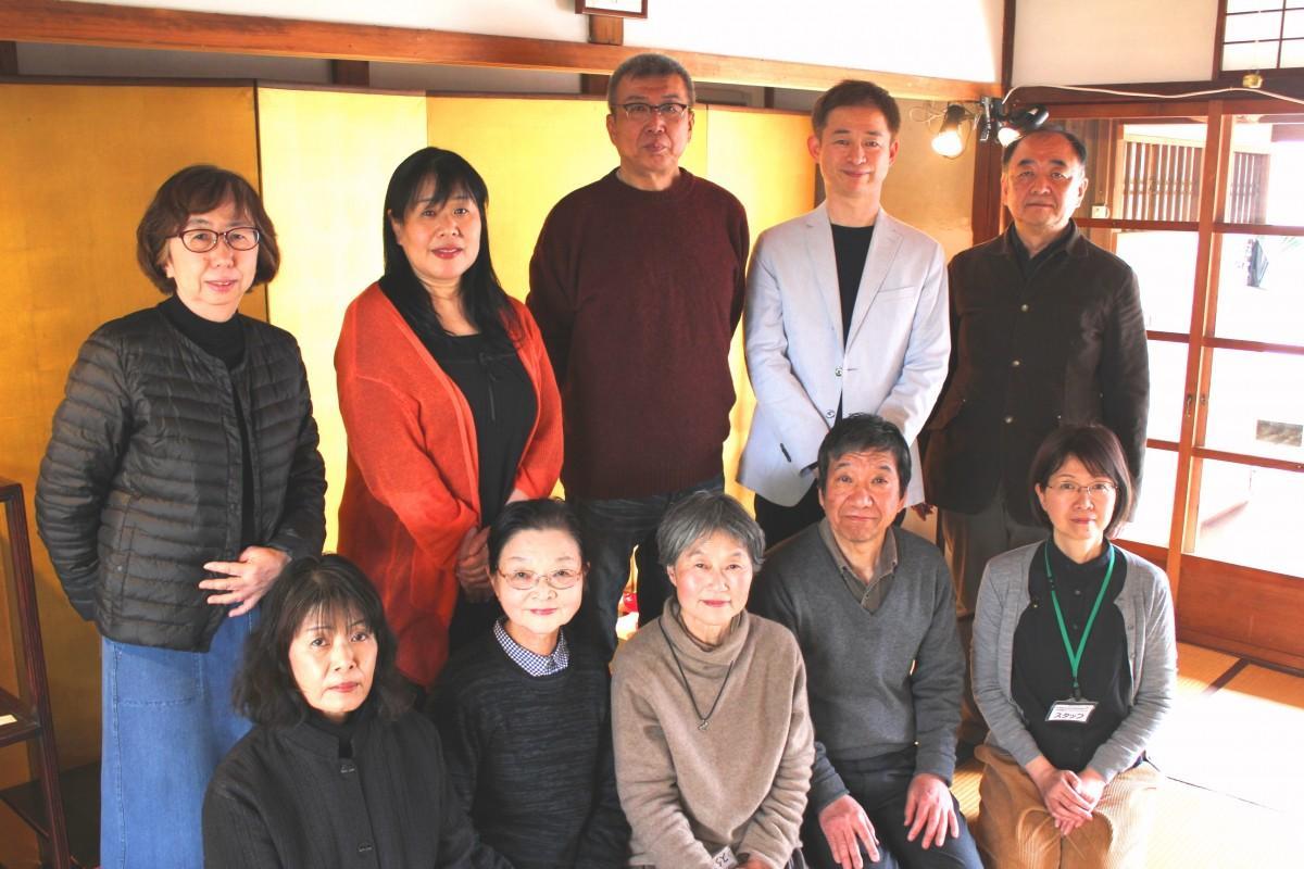 「奈良親子レスパイトハウス」の趣旨に賛同し、ギャラリー、工芸作家、ボランティアなどの協力で慈善作品展を開催