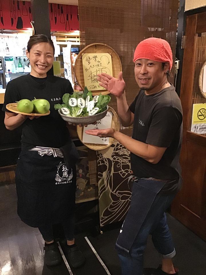 (右から)店主の松石しのぶさんとスタッフの福岡ともみさん