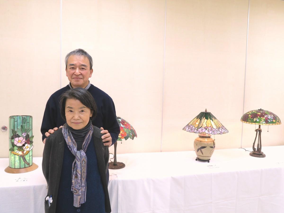 オーナーの徳久隆幸さん、和子さん夫婦