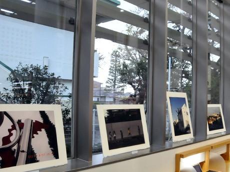 「ねりまの風景展」展示の様子
