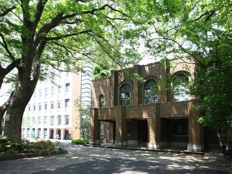 武蔵大学・江古田キャンパス