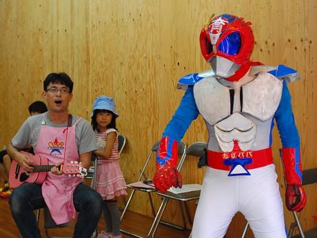 「ネリマックス」と練馬イクメンパパプロジェクトの代表・森健也さん