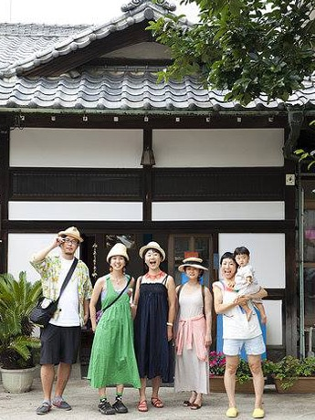 イベントが開催される「東京おかっぱちゃんハウス」