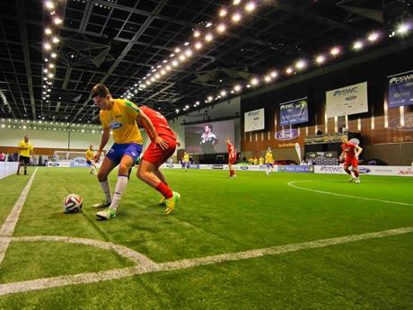 ドバイ発の5人制アマチュアサッカー大会「F5WC THE WORLD FOOTBALL FIVES」