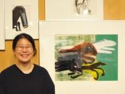 ちひろ美術館で絵本「はしれ、トト!」展 韓国若手画家による話題作の原画展示