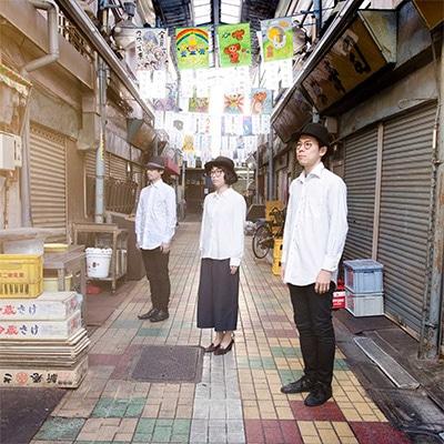 「キヲク座」 左奥から勝尾祐介さん、石山ゑりさん、五味俊也さん