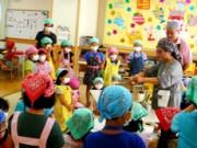 上石神井で小学生が和食作り体験 だしの取り方など学ぶ