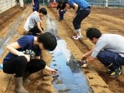 江古田の3大学が合同学園祭 学生が作った食材使った「みそ煮込みうどん」販売も